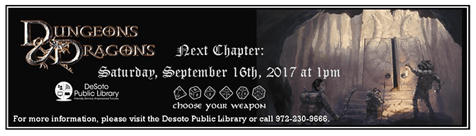 Dungeons and Dragons september banner-672w
