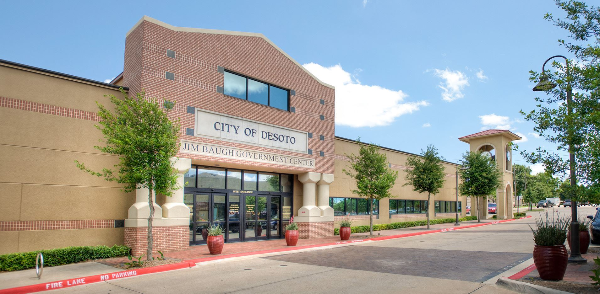 Photo of DeSoto City Hall