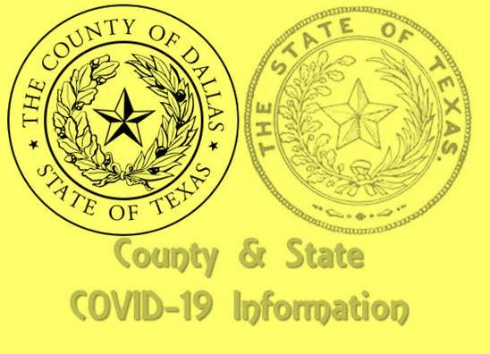 County State Seal Yellow