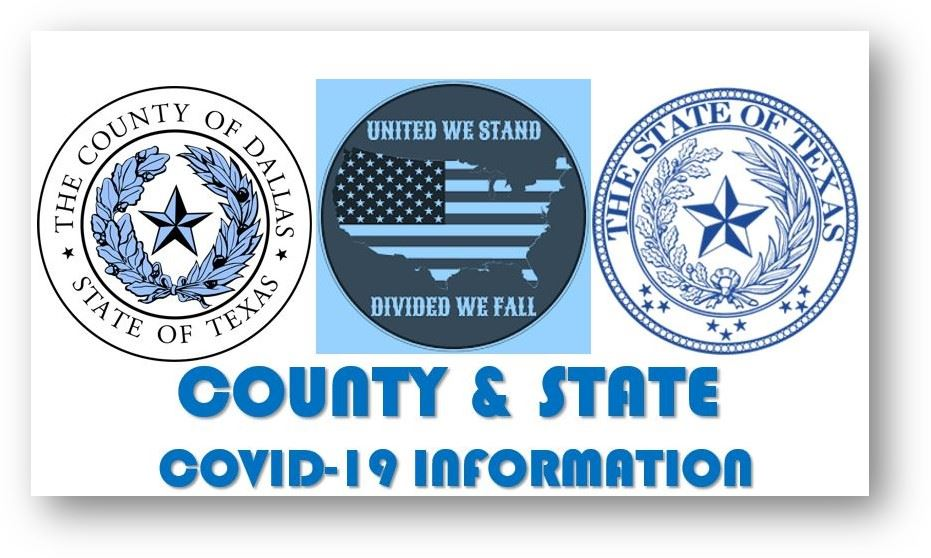 County State July 4th Blue Logo