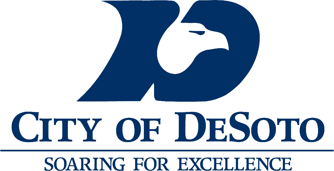 Desoto Logo Dark Blue