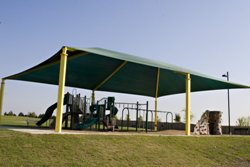 North Elerson Park Covered Playground