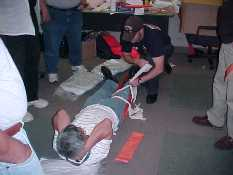 Bandaging exercises